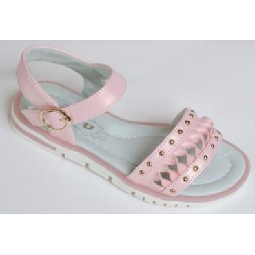 60367 Босоножки (розовый)