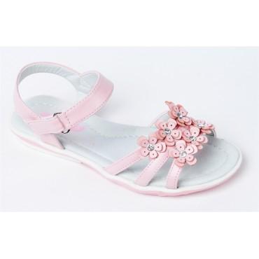 390030 Босоножки (розовый)